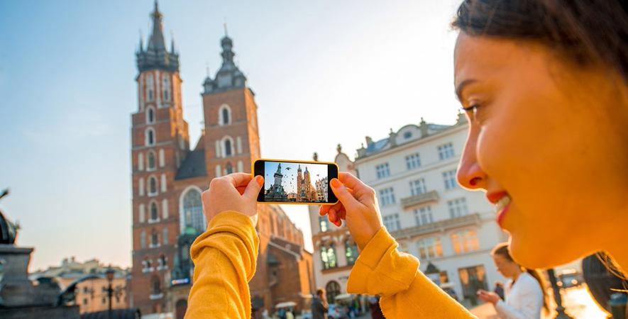 Odkrywanie Krakowa